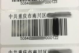 北洋SNBC 标签机自动计数器条码打印设置